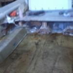 Fiberglass yacht Repair