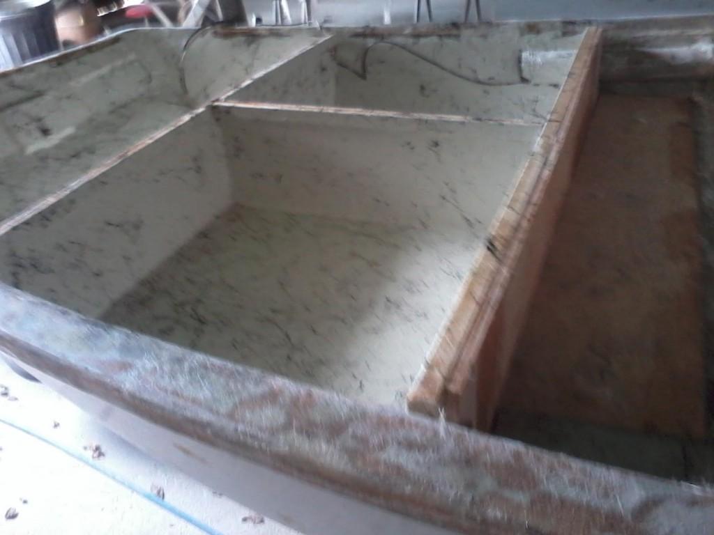 Fiberglass repair Kemah