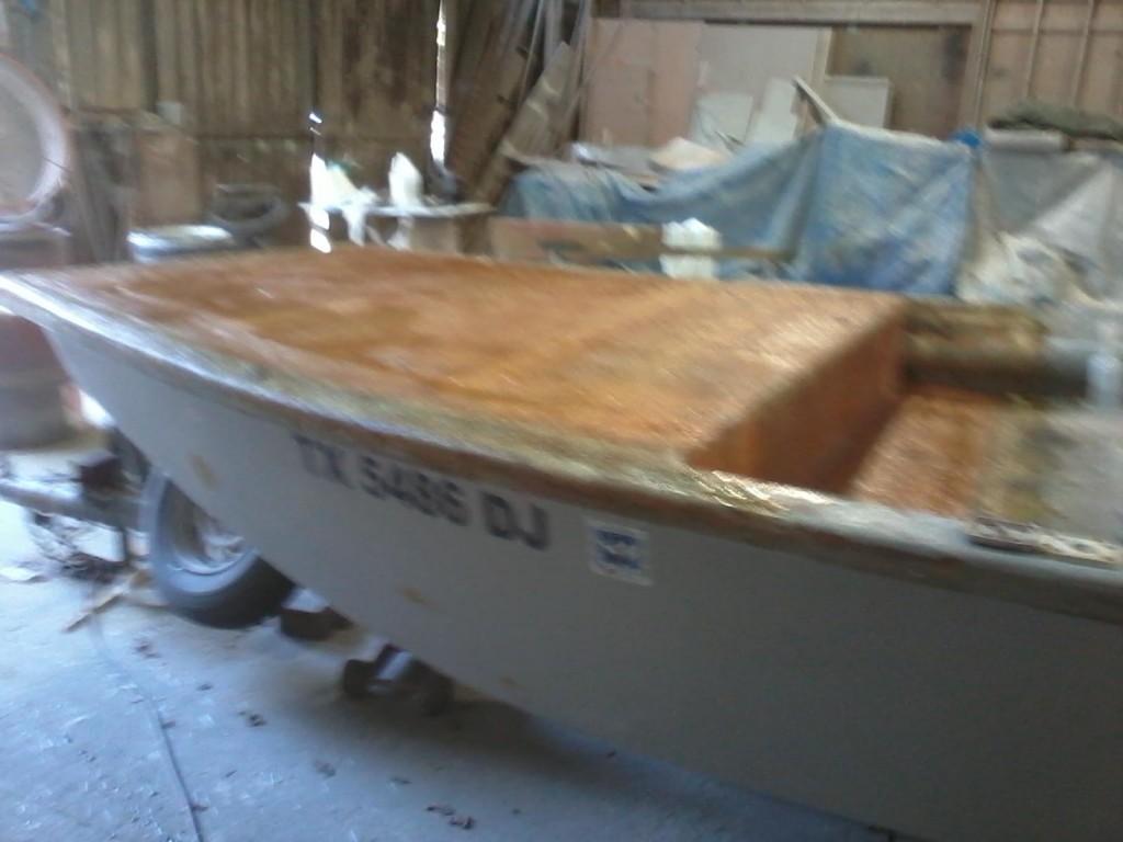 Fiberglass repair houston